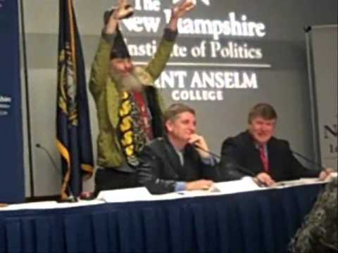 Vermin Supreme(D) Glitterbombs Randall Terry  -Full Version