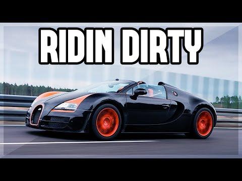 Chamillionaire - Ridin' Dirty Parody (GTA 5 Stunts Parody)