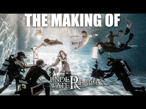 The Making of The Underwater Realm
