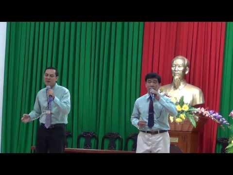 Lễ Tổng Kết và Tiễn Học Sinh Ra Trường Thpt Tân Hiệp - Tiền Giang ( 2012 - 2013 )