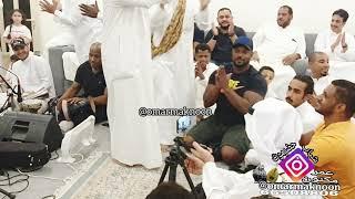 القي عصا الترحال الفنان يوسف المخيني ديوانية صالح الكندري معقل السمرات