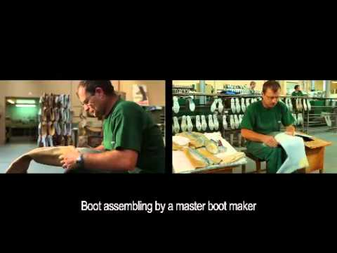 Le Chameau Craftsmanship And Boot Making Process 2011