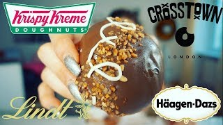 CHEATDAY | DONUTS | BURGER | ICECREAM