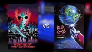 Knock Out Challenge - Jason Takes Manhattan vs Killer Klowns