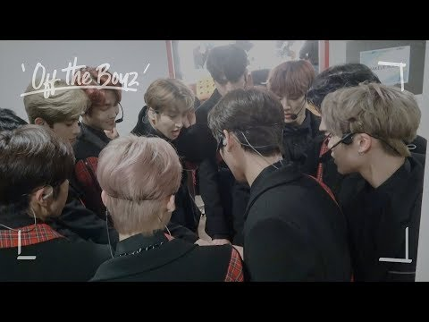 [OFF THE BOYZ] Japan Break Out Present One behind