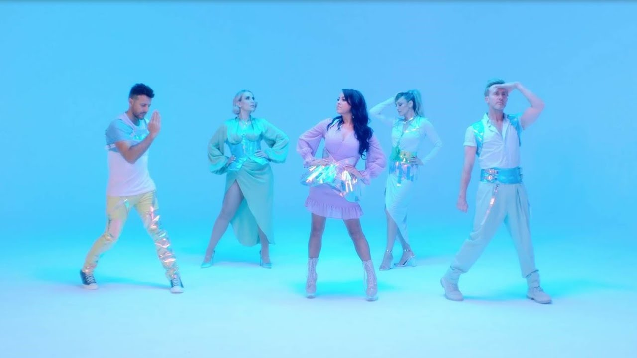 VIDEOCLIP: Steps - Something In Your Eyes