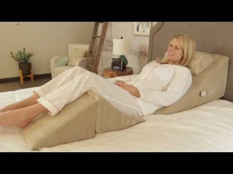 Build-A-Bed Rest Customizable Bed Wedge