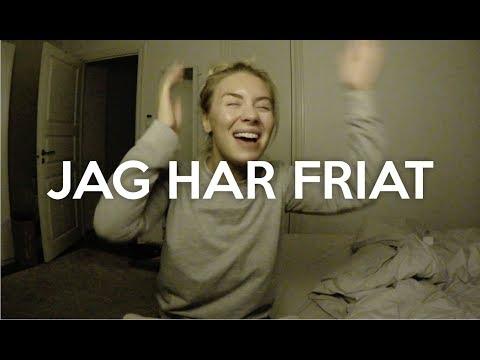 vlogg: JAG HAR FRIAT (men inte till Anders)