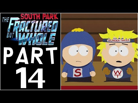"South Park: The Fractured But Whole - Let's Play - Part 14 - ""Ninja Fight, Couple's Counselling"""