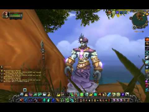 Robin Williams appears in Warlords of Draenor YouTube