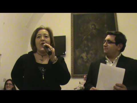 6 FEBBRAIO 2010 video 3 - Licei in musica alla casa di riposo Romanelli