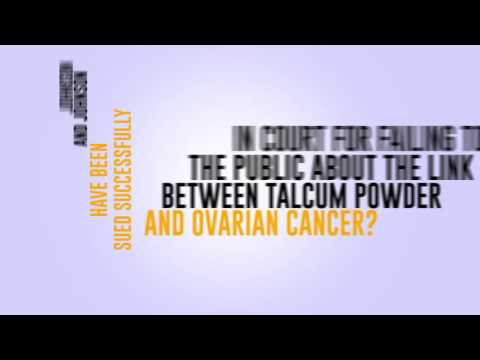 Talcum Powder Lawsuit Aberdeen Gardens