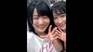 NMB48植田碧麗[会いたかった100回公演(^O^)/ 終わりました~!!]