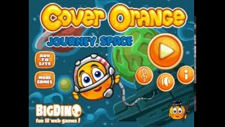 COVER ORANGE: JOURNEY SPACE | (1-12) | Gameplay walkthrough | MOPIXIE.COM