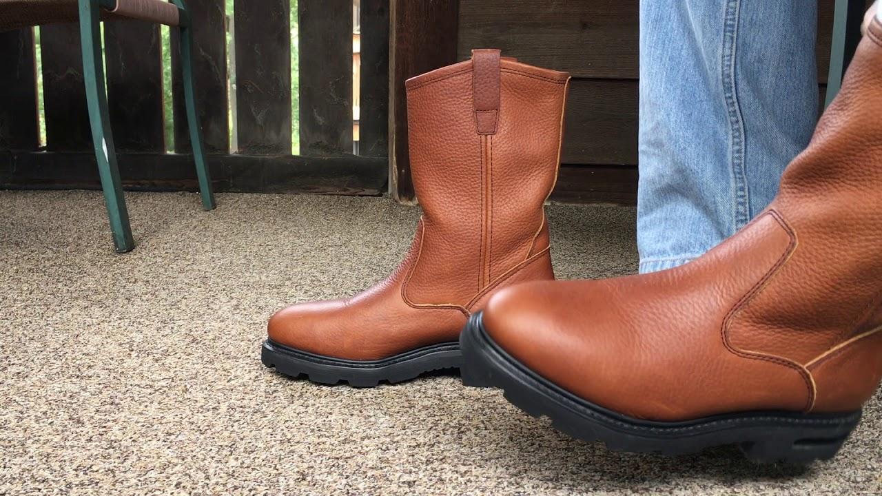 af8c463e028 Wolverine Raider Steel Toe Work Boots