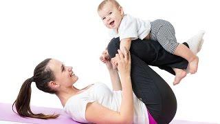 Комплекс упражнений после родов(Комплекс упражнений после родов. «После родов тело никогда уже не будет прежним!». Эту фразу большинство..., 2015-06-25T09:59:00.000Z)
