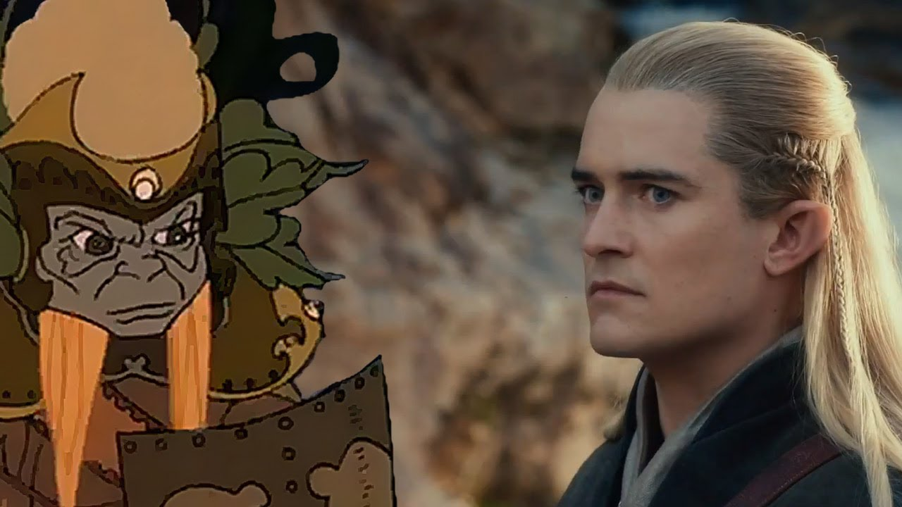 the hobbit the desolation of smaug 2013 1977 animated