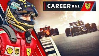 F1 2019 Career Mode Part 61: WEBER HAS GRID PENALTIES