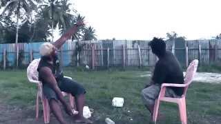 "Sketsa Mop Papua : ""Bulan atau Matahari"""