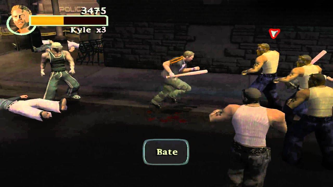 Final Fight Streetwise 1080p pcsx2 rev 5001