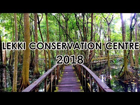 GOING TO LEKKI CONSERVATION CENTRE FOR THE FIRST TIME   NIGERIA VLOG 2018