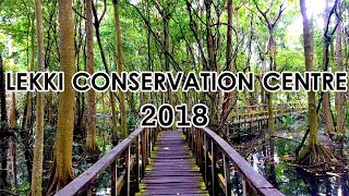 GOING TO LEKKI CONSERVATION CENTRE FOR THE FIRST TIME | NIGERIA VLOG 2018