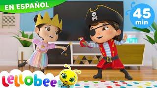 Canciones Infantiles | Canción para Vestirse | Dibujos Animados | Little Baby Bum en Español