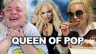 trisha paytas is the queen of pop