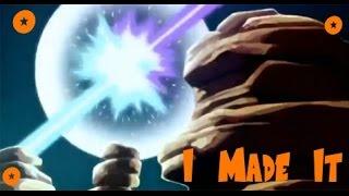 Dragon Ball Z AMV-I Made It [Goku Tribute]