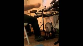 Drum Cover Of Slayer   Expendable Youth