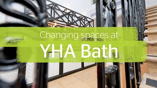 YHA Bath | Changing Spaces