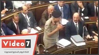 ممدوح شاهين: تقدير النواب للقوات المسلحة بمثابة موافقة على قانون المعاشات العسكرية