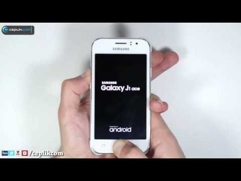 Samsung Galaxy J1 ace Modeline Nasıl Format Atılır?
