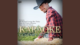 I Don't Need Your Rockin' Chair (In the Style of George Jones) (Karaoke Version)