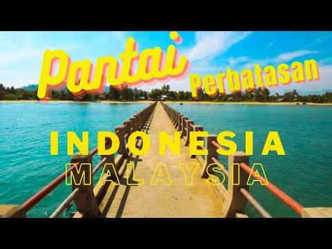 perbatasan-indonesia--malaysia~-pantai-temajuk