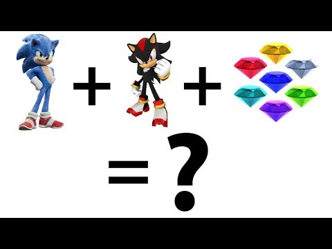 Movie Sonic + Shadow + 7 Chaos Emeralds = ? What Is The Outcome?