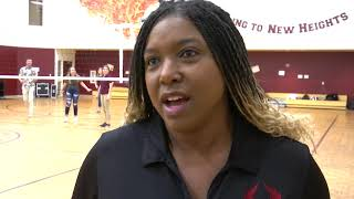 Volleyball Mother Daughter PKG