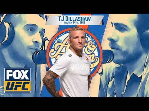 TJ Dillashaw   ANIK AND FLORIAN PODCAST