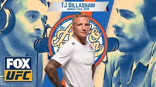 TJ Dillashaw Interview | ANIK AND FLORIAN PODCAST