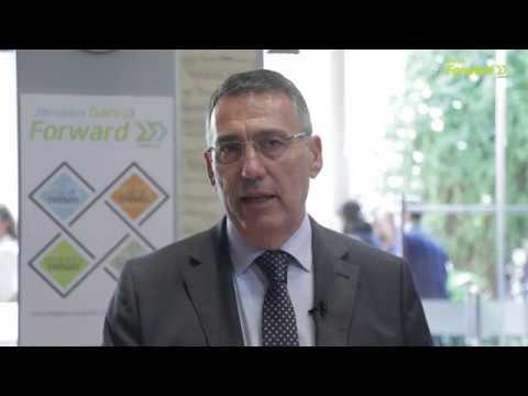 Jornada Forward Agro Granada - Entrevista Gregorio Nieto