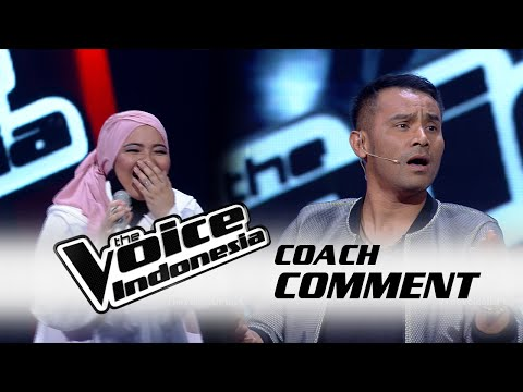 Hey Mama Versi Judika   Play Off 1   The Voice Indonesia 2016