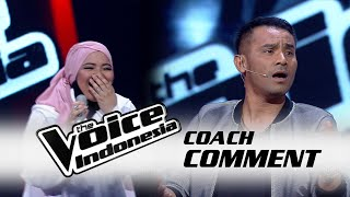 Hey Mama Versi Judika | Play Off 1 | The Voice Indonesia 2016