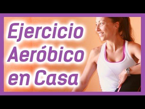 rutina de ejercicios aerobicos educacion fisica