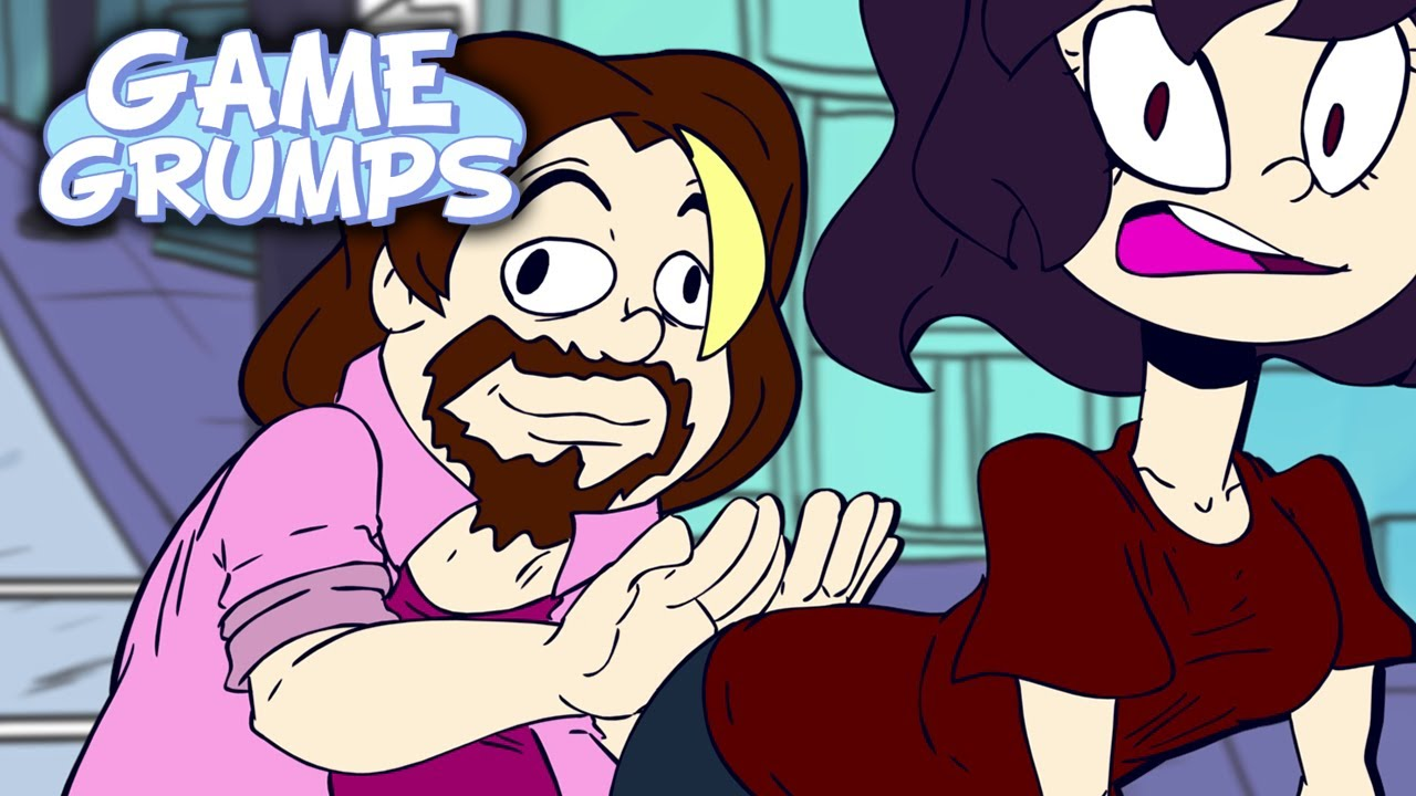 Game Grumps Animated Doki Doki Mode By Ryanstorm Youtube