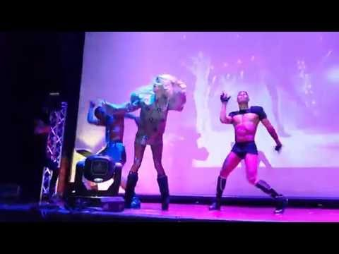 LADY GAGA EN LOS PREMIOS PANAMA GAY AWARDS 2016