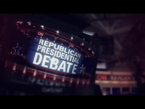 Republican presidential candidates to debate in Houston