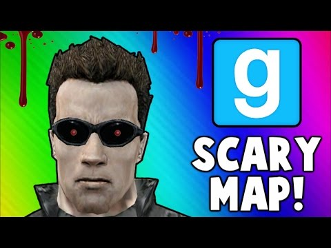 Thumbnail: Gmod Scary Maps - Pull the Schnitzel! (Garry's Mod Funny Moments)