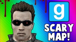 Gmod Scary Maps - Pull the Schnitzel! (Garry's Mod Funny Moments)