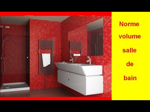 norme electrique volume salle de bain youtube. Black Bedroom Furniture Sets. Home Design Ideas