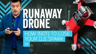 I Lost My DJI Spark – Here